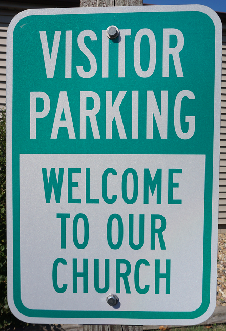 Welcome Visitors